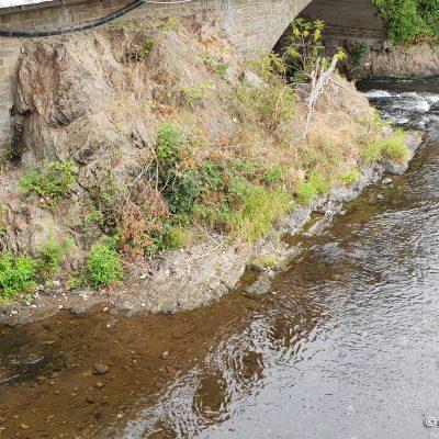 Watervallen van Coo