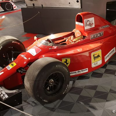 Ferrari F1 Miniatuur [2/3 scale]