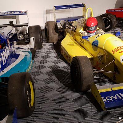 Bowman Formule 3 [1992]