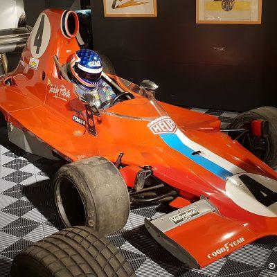 Lola T400 Formule 5000 [1975]