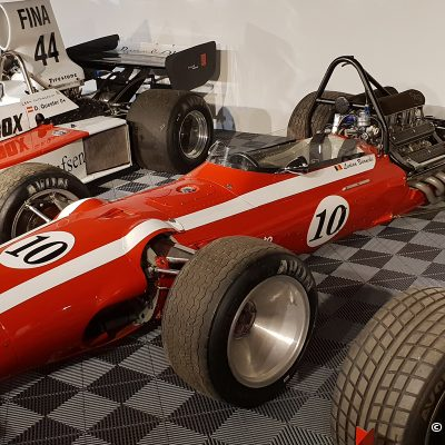 Cooper T86C F1 [1968]