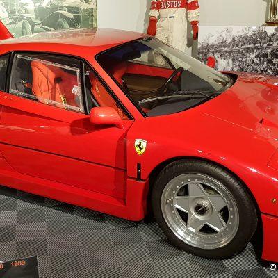 Ferrari F40 [1989]