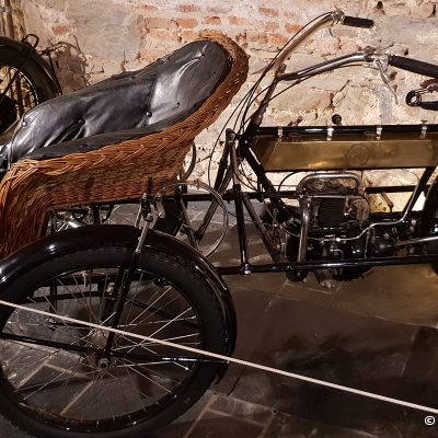Tricycle FN 285cc [1913]
