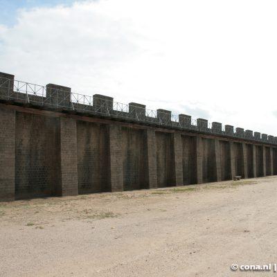 Archeologisch Park Xanten - Stadsmuur