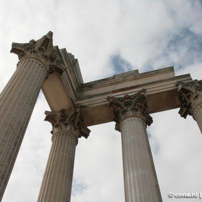 Archeologisch Park Xanten - De Haventempel